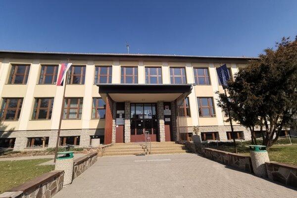 Základná škola v Hrabušiciach.