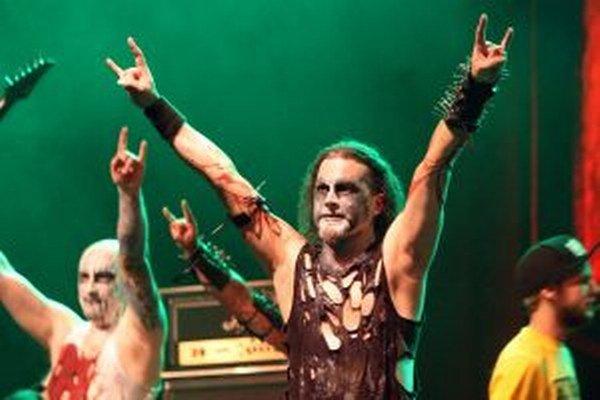 Metalový festival Gothoom začína už túto stredu.