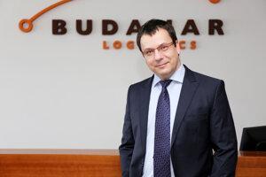 Peter Malec, predseda predstavenstva a generálny riaditeľ spoločnosti Budamar Logistics.