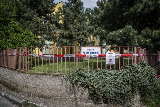 DSS v Pezinku je v karanténe.