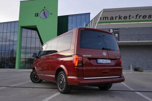 Volkswagen Multivan 6.1 Highline