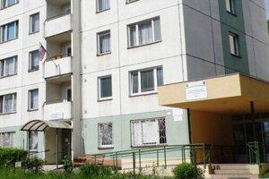 Centrum sociálnych služieb v martinskej časti Ľadoveň.