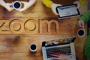 Platforma Zoom pre telekonferencie