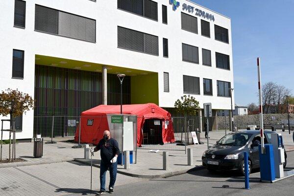 Nemocnica s poliklinikou Štefana Kukuru v Michalovciach je spádovou aj pre okres Trebišov.