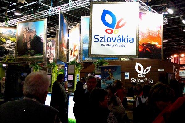 SACR propagovala Slovensko na zahraničných veľtrhoch.