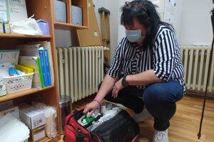 Ošetrovateľky chodia do domácnosti dobre vybavené.