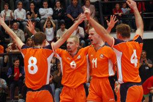 Prešovčania vo finále triumfovali nad Bratislavou.
