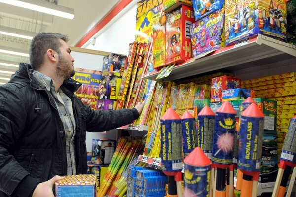 Zaobídu sa Žilinčania aj na Silvestra a Nový rok bez pyrotechniky?