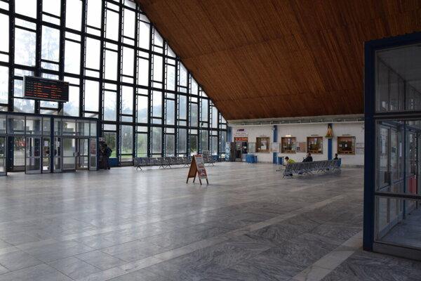 Železničná stanica v Čadci prejde rozsiahlou rekonštrukciou.