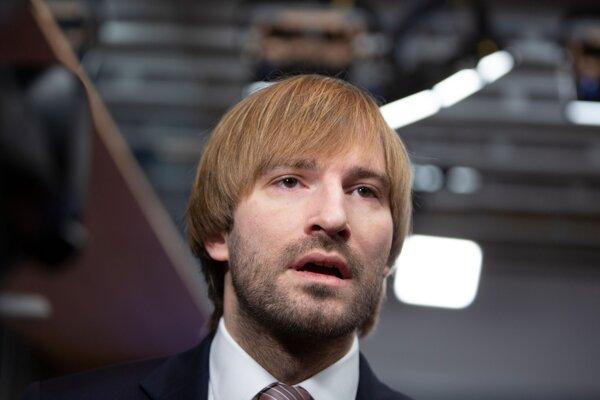 Český minister zdravotníctva Adam Vojtěch.