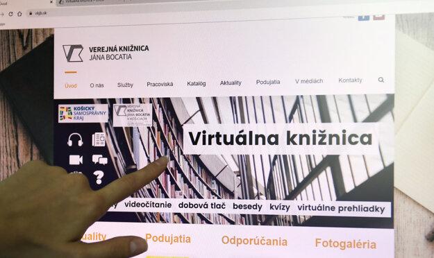 Verejná knižnica Jána Bocatia  v Košiciach otvorila na svojom webe Virtuálnu knižnicu určenú všetkým, ktorí majú radi knihy, literatúru, umenie či históriu.