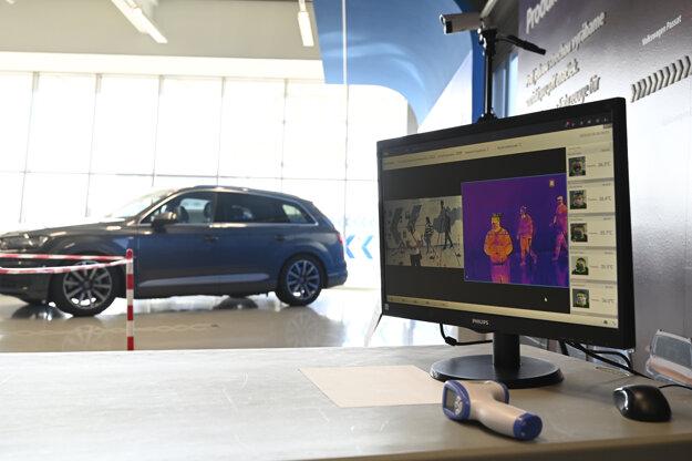 Volkswagen Slovakia vyrobil na Slovensku od roku 1991 viac ako 6 miliónov vozidiel.