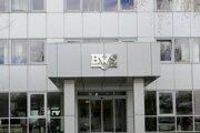 Budova Bratislavskej vodárenskej spoločnosti (BVS) na Bojnickej ulici v Bratislave.