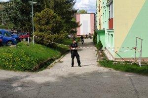 Na mieste pomáhali policajti aj zdravotní záchranári.
