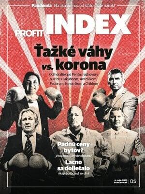 Rozhovory aj s ďalšími lídrami domáceho biznisu nájdete v májovom vydaní magazínu INDEX.