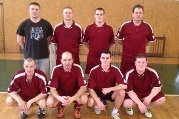 Horná Ves - turnaj vyhrala po štvrtýkrát v rade.
