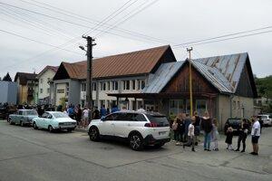 Rad na zmrzlinu v Štiavniku