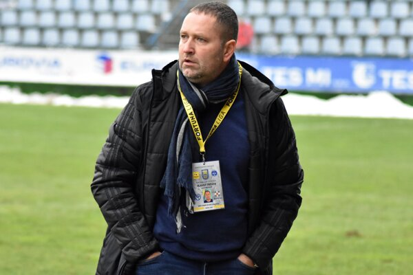 Bývalý výborný tvorca hry Jozef Majoroš je v súčasnosti trénerom Michaloviec.