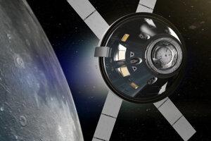 Lunárna misia NASA Artemis: Kozmická loď Orion