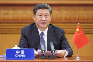 Čínsky prezident Si Ťin-pching.