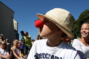 Gagy patria k obľúbeným podujatiam na konci leta.