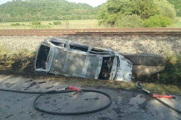 Tragická nehoda pri Gemerskej Hôrke.
