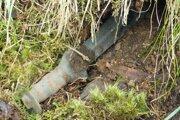 Pamiatkári zdokumentovali aj miesto nálezu.
