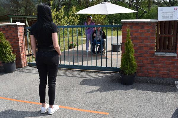 Lucia videla otca po dlhých týždňoch odlúčenia.