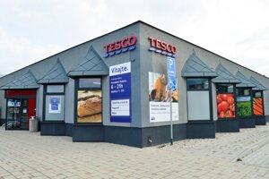 Do siete Tesca pribudol nový supermarket.