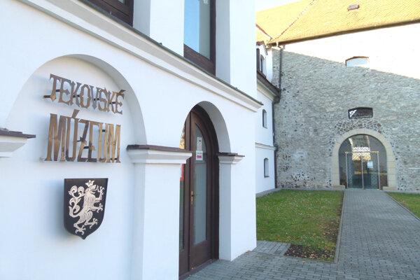 V Tekovskom múzeu v Leviciach má dôjsť k výmene riaditeľa.