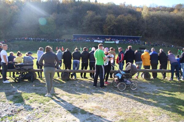 Fanúšikovia sa už tešia na futbalové zápasy.