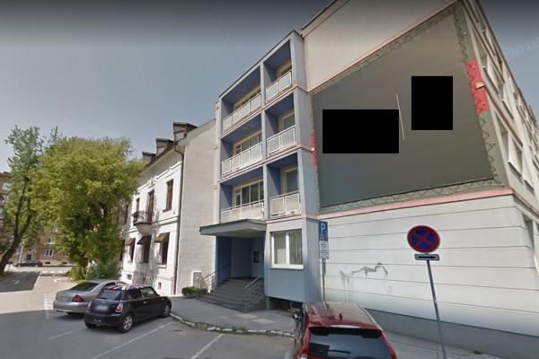 Budova na Garbiarskej 2.