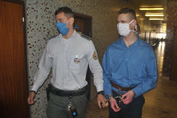 Roman Majdák sa prišiel na košický súd priznať a žiadať otvorenie 10 rokov starého prípadu.
