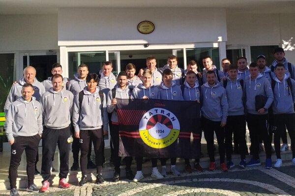 Káder A-mužstva MFK Tatran v tohtoročnej sezóne, to v akom zložení sa stretnú do tej nasledujúcej je otázne.