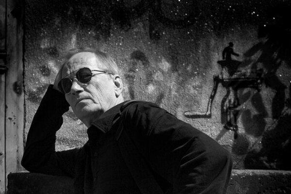 Kameraman Igor Luther.