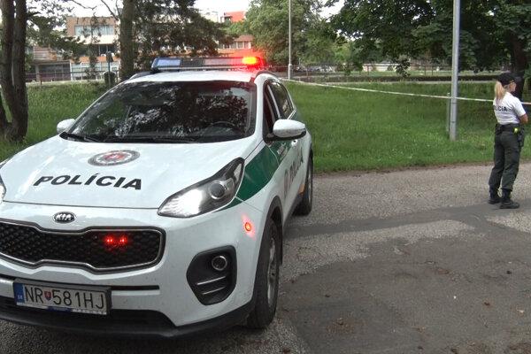 Kalinčiakovu ulicu uzavreli.