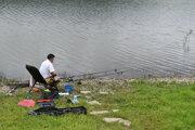 Rybár na Domaši.