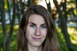 Zuzana Stankovitsová (1985) je dnes jediná Slovenka, ktorá prekladá pôvodnú islandskú literatúru.
