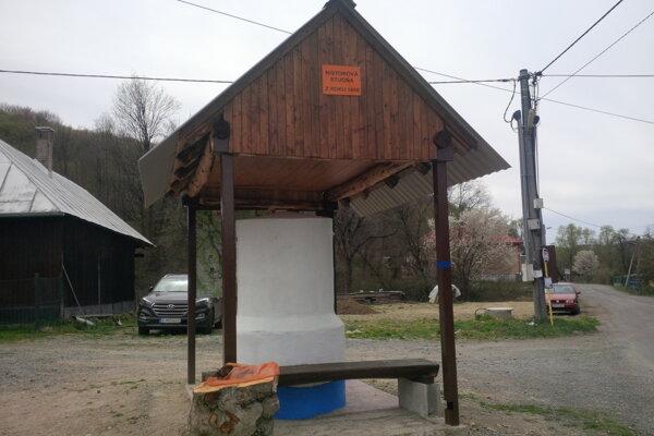 Brána do Vladičského raja.
