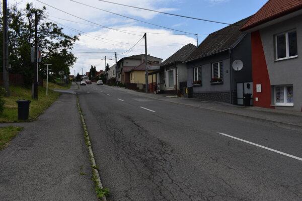 Na odkanalizovanie Brestovskej ulice získalo mesto dotáciu z Environmentálneho fondu.