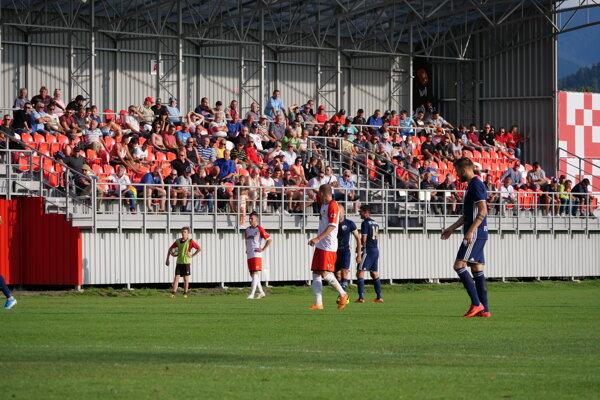 Budú si môcť mikulášania na Tatrane opäť vychutnať atmosféru druhej najvyššej futbalovej súťaže? Rozhodne sa už v piatok.