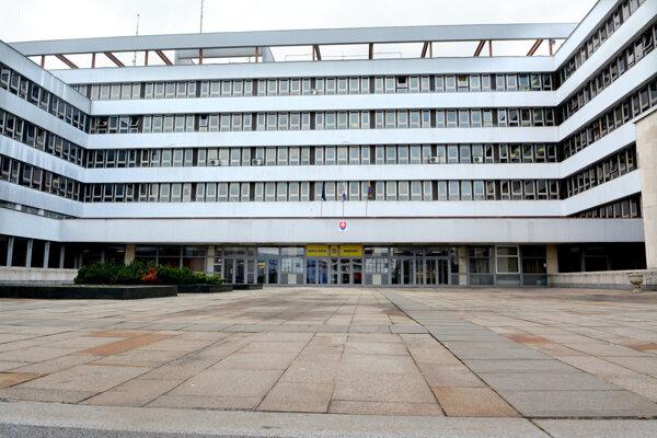 Magistrát mesta Košice.