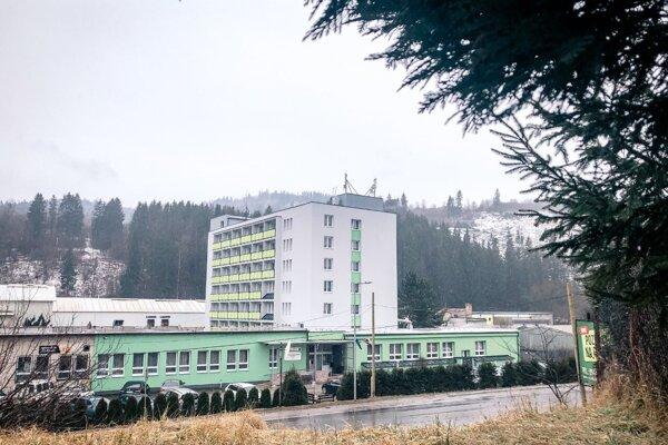 Centrum sociálnych služieb Čadca - Horelica.