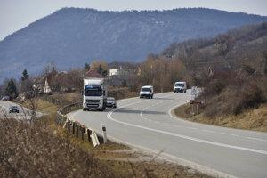 Horský cestný priechod Soroška.