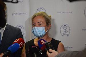 Monika Smolnická.