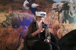 Virtuálna expedícia v brnianskej zoologickej záhrade