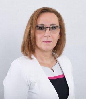 Riaditeľka nemocnice vo Zvolene Ľudmila Veselá.