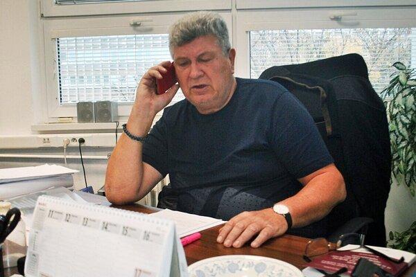Alexander Farkašovský čelí obvineniu už osem rokov.