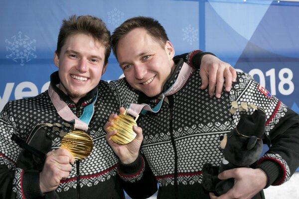 Jakub Krako (vpravo)