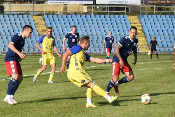 V košickom derby si zmerali sily FC a Slávia TU.